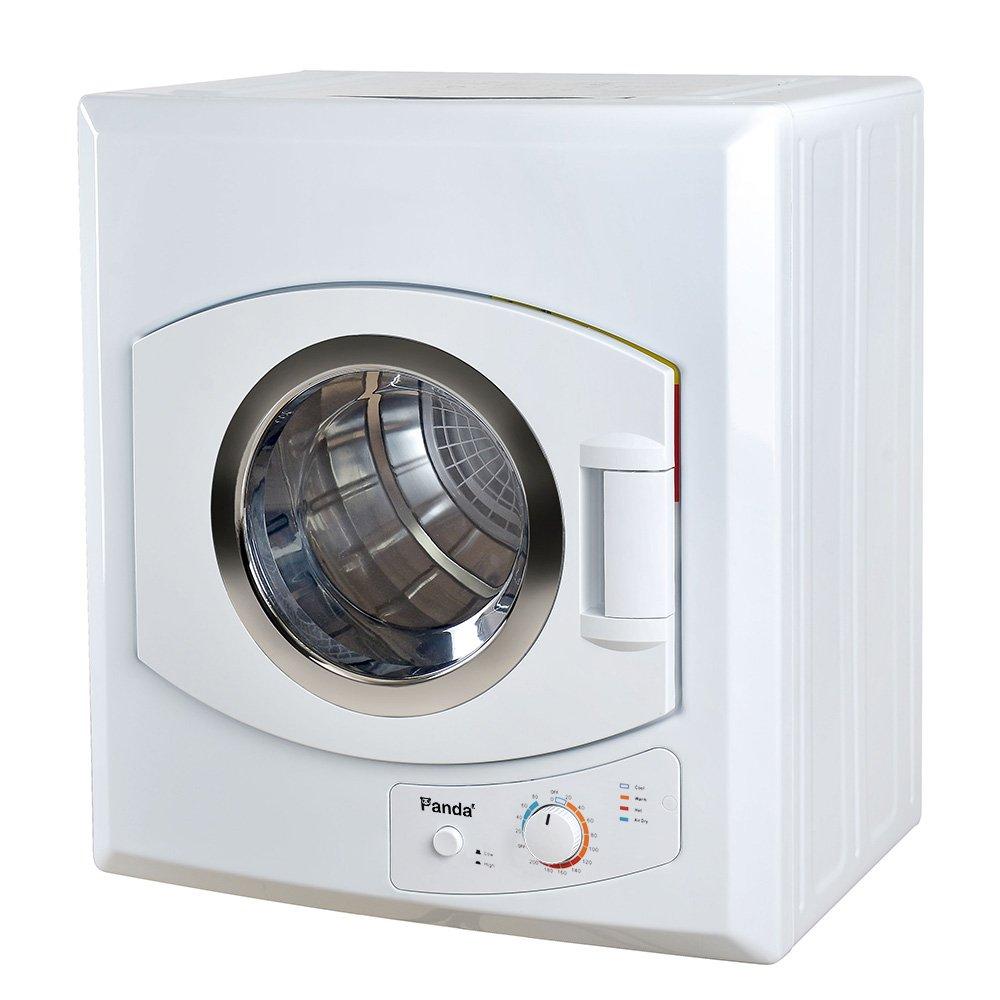 Panda PAN40SF Portable Compact Cloth Dryer, 2.65cu.ft, 9lbs, White by Panda