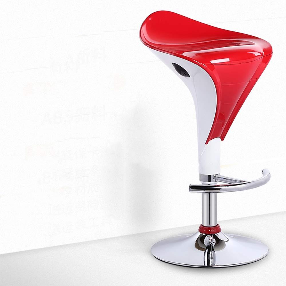 B DUXX Bar Stool, Bar Chair Lift Chair Bar Table and Chair High Stools Creative Bar Stool Home High Stool Bar Chair (color   A)