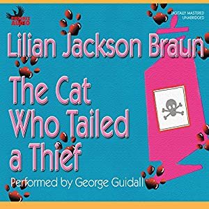The Cat Who Tailed a Thief Audiobook