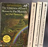 download ebook the wilderness of four - four volume set acros the far mountain; the plains of the sea; on the boundaries of darkness; the road to the middle islands pdf epub