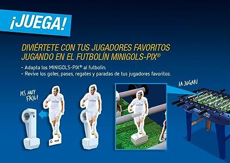 Minigols - Colección Multiequipo 48 Figuras MinigolsPIX (Proyectum Sport Team 15MGS-1516-1): Amazon.es: Juguetes y juegos