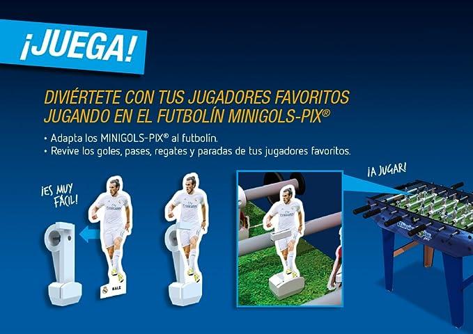 Minigols - Colección Multiequipo 48 Figuras MinigolsPIX (Proyectum ...