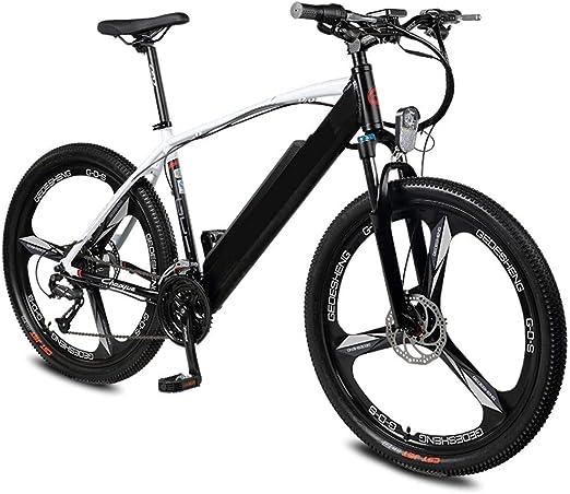 AI CHEN Bicicleta eléctrica 48V Batería de Litio Bicicleta de ...