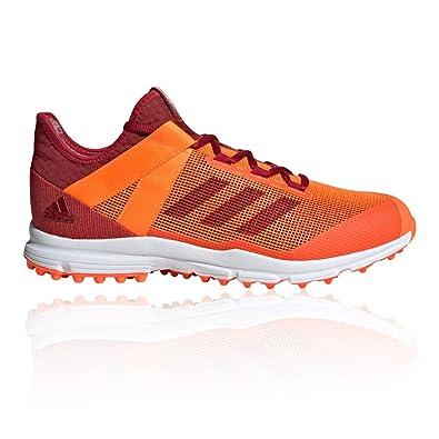 adidas Herren Schuhe Fußballschuh für Rasen Schnürschuh Sportschuh Stollenschuh Absolado TRX HG Unired Rot 012806