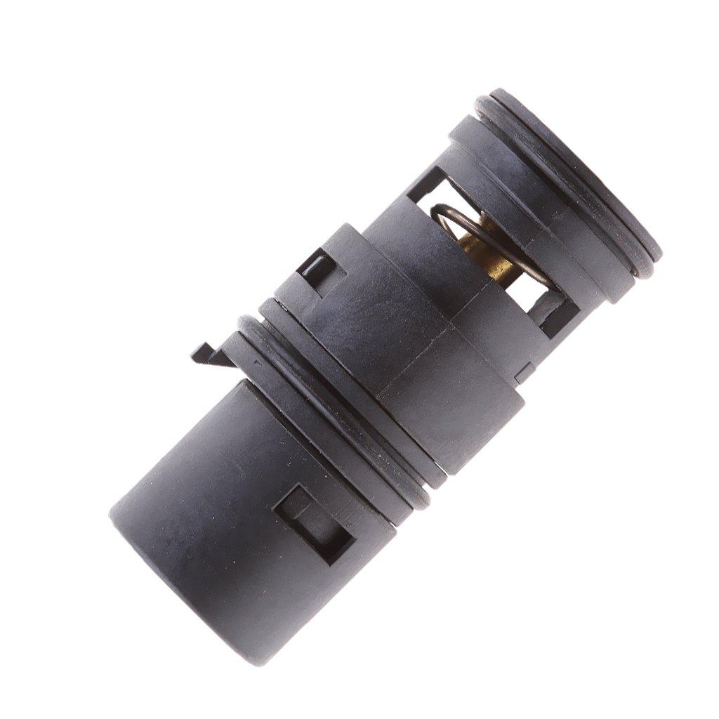 Jili en línea enfriador de aceite Radiador termostato Depósito de expansión para bmw e46 e53 17111437362: Amazon.es: Coche y moto