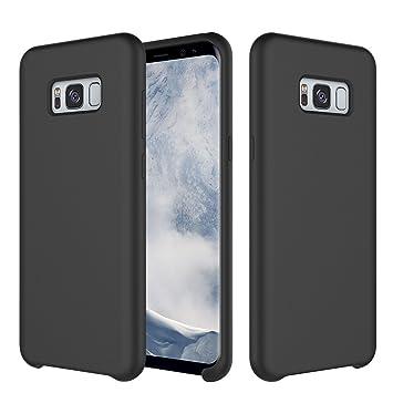 Amazon.com: Carcasa para Samsung Galaxy S8 (silicona ...