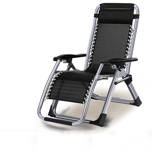 Lazy sofa LI Jing Shop - Plegable portátil Playa Chaise ...