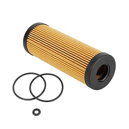 KIMISS Filtro de aceite de coche, accesorio de filtro de ...