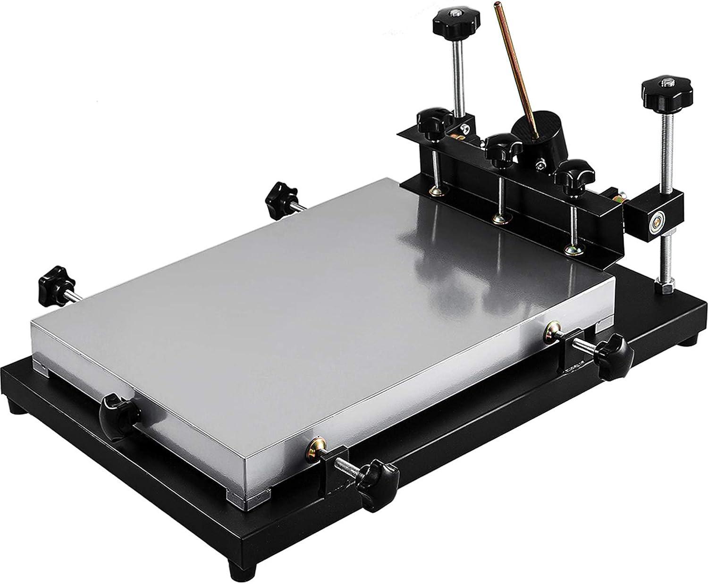3040 Manual Solder Paste Stencil Printer-SMT PCB Printing Machine 300x400mm