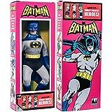 DC Comics Mego Style Boxed 8 Inch Action Figures: Batman (Removable Cowl)