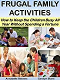 When you have children, it can be a real struggle to keep them occupied without spending a lot of money on expensive forms of entertainment. In this guide to frugal family activities, the authors give you a range of ideas on how to keep your children...