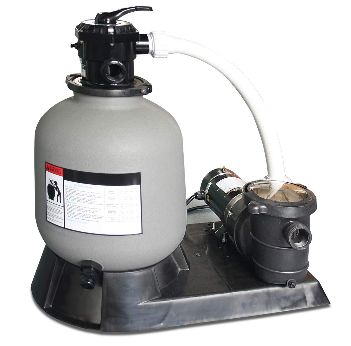 Swimline Sand Filter Combo for Above Ground Pools by Swimline