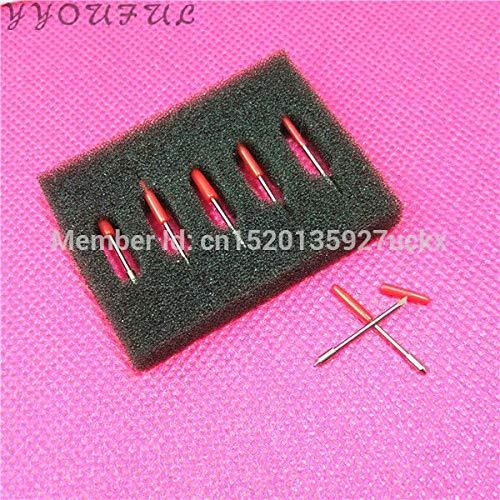 Printer Parts 15pcs 45 Degree Graphtec CB09 CB09U CE6000 CE5000 Blades for Silhouette Cameo craftrobo Vinyl Cutter Plotter - (Color: 60 Degree) by Yoton (Image #4)
