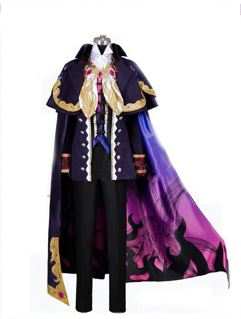 FGO/FateGrandOrder 巖窟王 巖窟王 エドモンダンテス FGO/FateGrandOrder cosplay衣装(女-L) B07DQDQQ9P B07DQDQQ9P 女-M, 高浜市:dc73db0c --- mail.tastykhabar.com