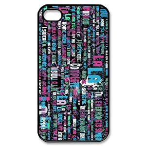 Customize Famous Rock Band A Day To Remember Back Case for iphone4 4S JN4S-1737