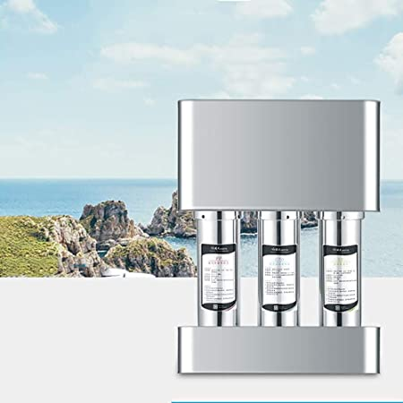 XSGDMN Sistema de filtración de Agua Potable de ósmosis inversa de máximo Rendimiento Purificación de Agua de Cocina ...