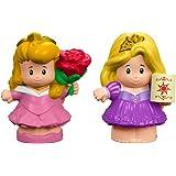 Fisher-Price Little People Disney Princess, Aurora & Rapunzel