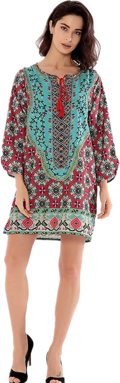 Transer- Vintage Boho Dress...