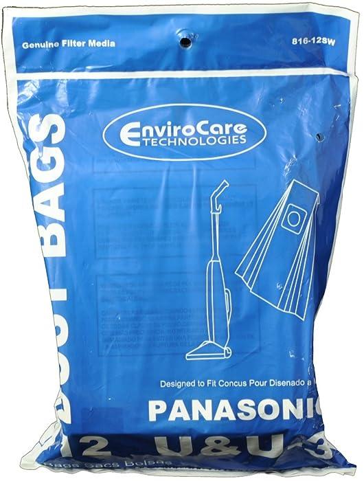 Top 10 Panasonic Vacuum Bag U10