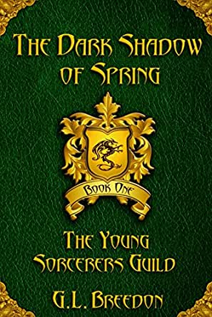 The dark shadow of spring the young sorcerers guild book 1 childrens ebooks fandeluxe Image collections