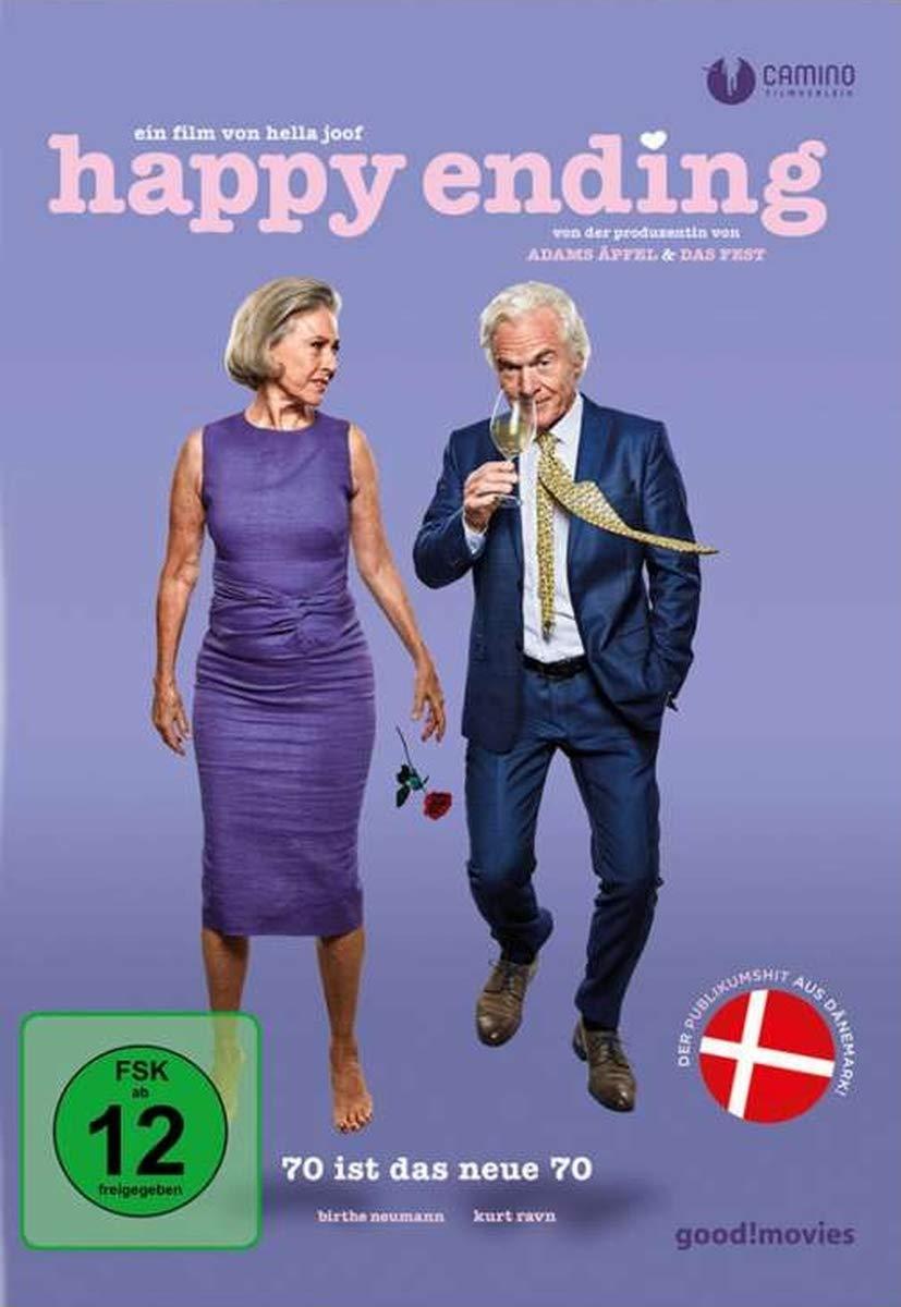 Cover: Happy Ending - 70 ist das neue 70 1 DVD (circa 96 min)