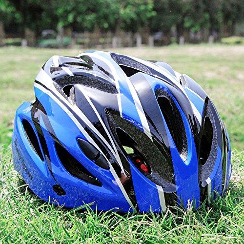 190g Ultra léger poids -Eco-Friendly super léger intégralement vélo casque, réglable léger Mountain Road casques vélo pour hommes et femmes