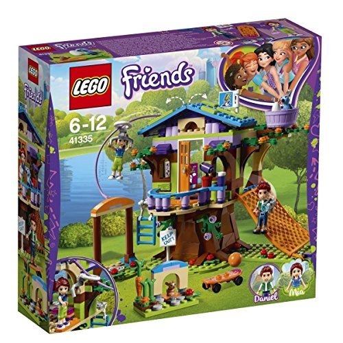 LEGO Friends 41335 - Mias Baumhaus, Konstruktionsspielzeug No Name LEGO®