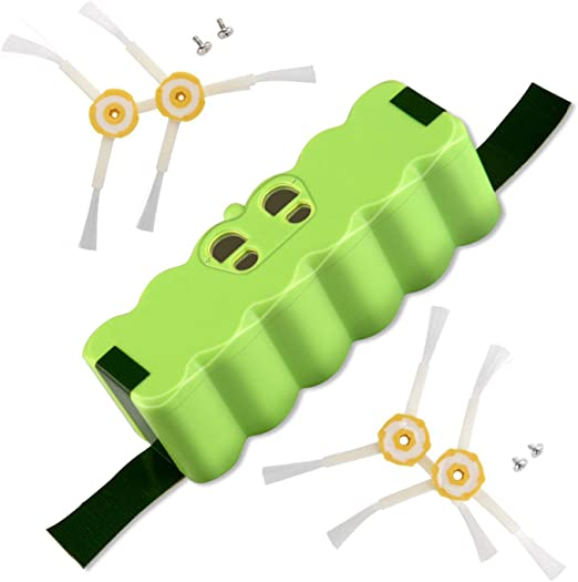 HENGSI 14.4V/5200mAh 80501 53847243 Reemplazo para batería de aspiradora IRobot Roomba 500 510 530 570 600 660 700 760 770 780 790 800 900 Serie Batería del Aspirador: Amazon.es: Hogar