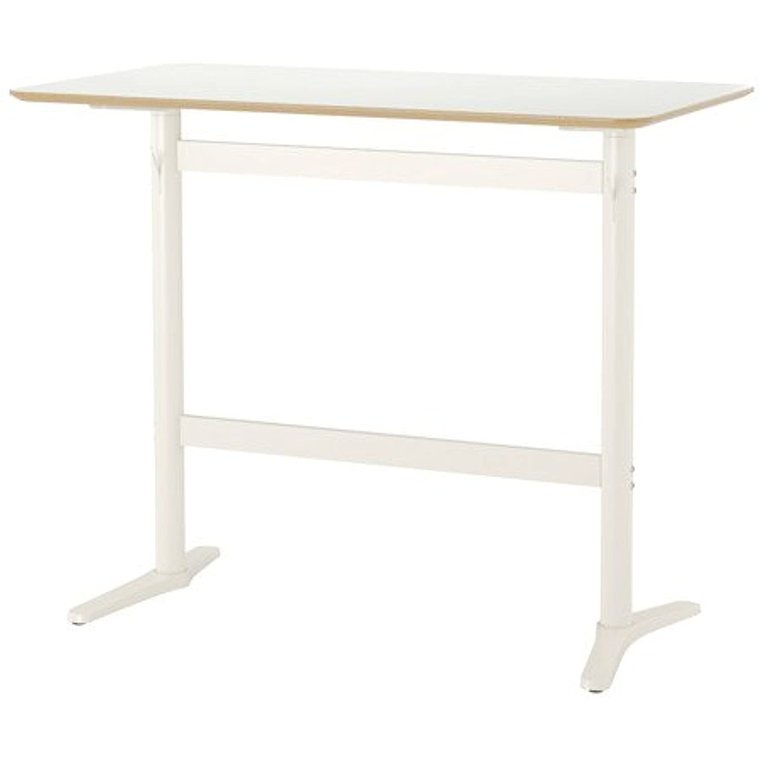 Amazon Com Ikea Bar Table White White 8204 82623 22