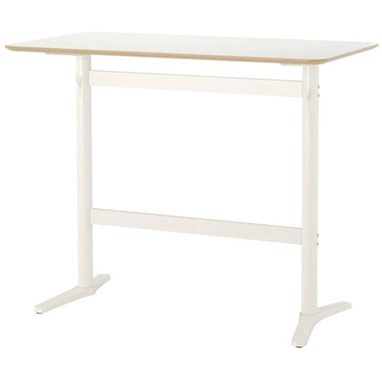 Table Haute Cuisine Ikea.Amazon Com Ikea Bar Table White White 8204 82623 22
