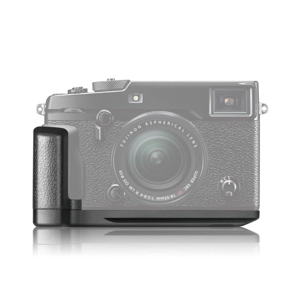 Meike MK-XPro2G Handle Metal Hand Grip MHG-XPRO2 Replacement for Fujifilm X-Pro2 Digital Mirrorless Camera by MEKE