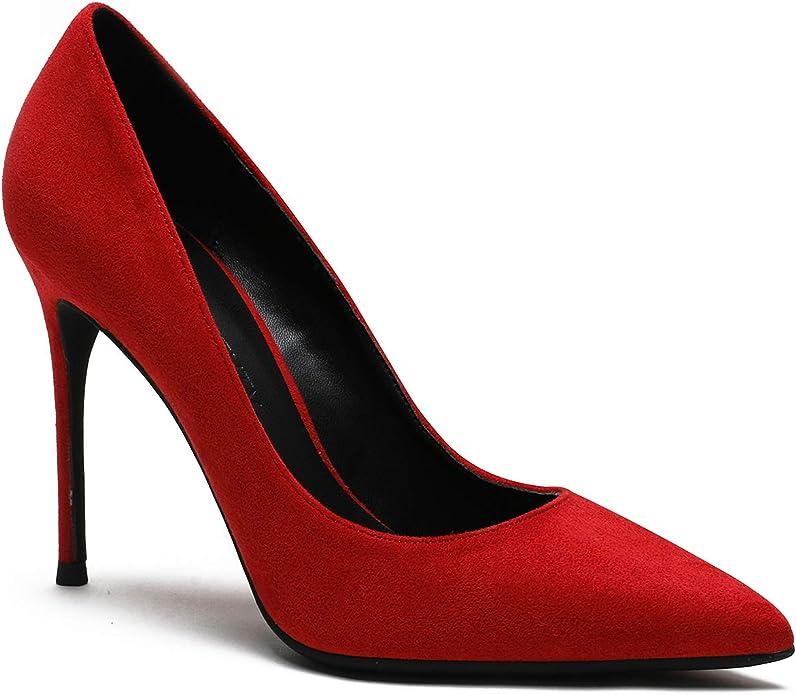 pointed toe high heel
