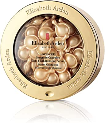 Elizabeth Arden Advanced Ceramide Capsules Daily Youth Restoring Serum 60 Piece