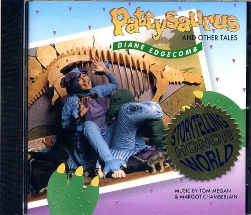 Pattysaurus and Other Tales: Dinosaurs, A Firefly Princess and the Old Apple Tree by Diane Edgecomb (2013-08-02)