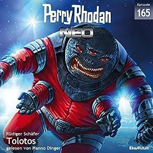 Tolotos (Perry Rhodan NEO 165) Hörbuch