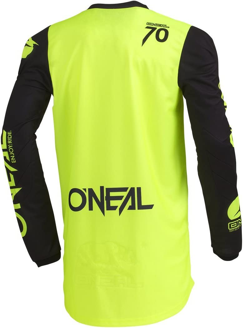 ONeal 005T-405  Mens Threat Jersey Teal, X-Large