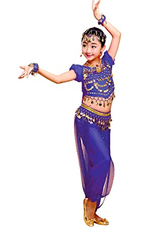 Grouptap Bollywood Indio niña de los niños bharatanatyam ...