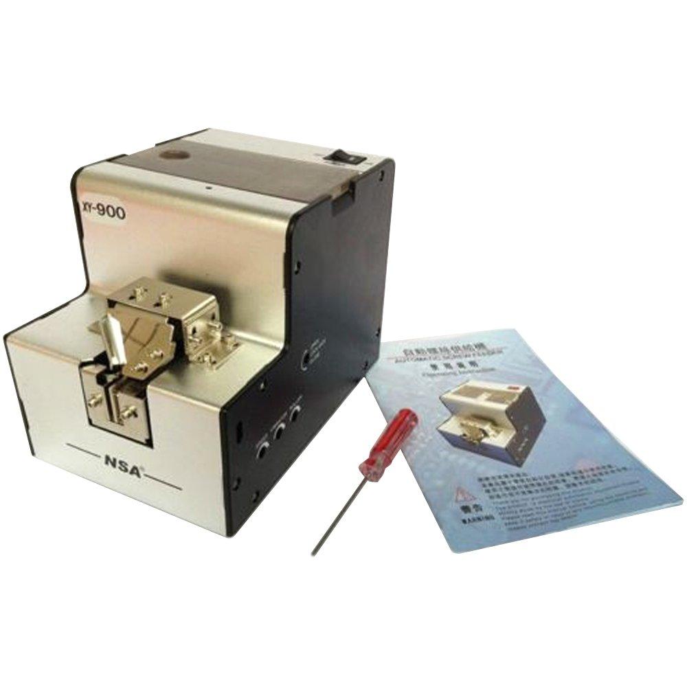xy-900 alimentador de tornillo máquina m1.0 a M5.0 ajustable ...
