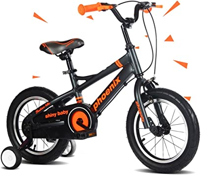 Li jing home Bicicletas para niños Bicicletas 16/14/12/18 Pulgadas ...