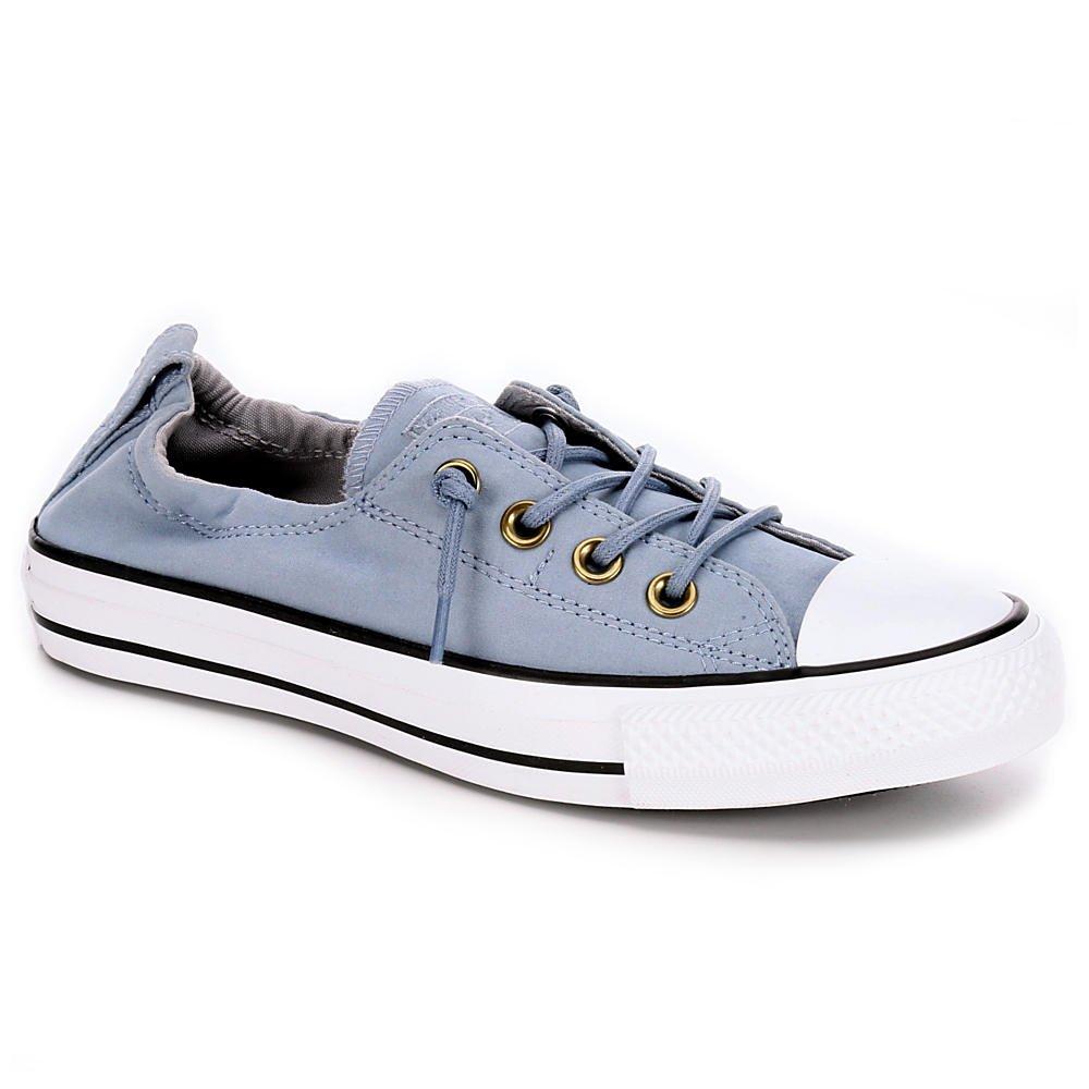 Converse AS Hi Can charcoal 1J793 Unisex-Erwachsene Sneaker  38.5|Blue Skate/Ash Grey