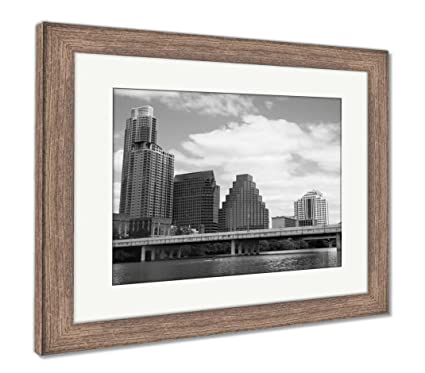 Amazon.com: Ashley Framed Prints Horizontal Composition Of The ...