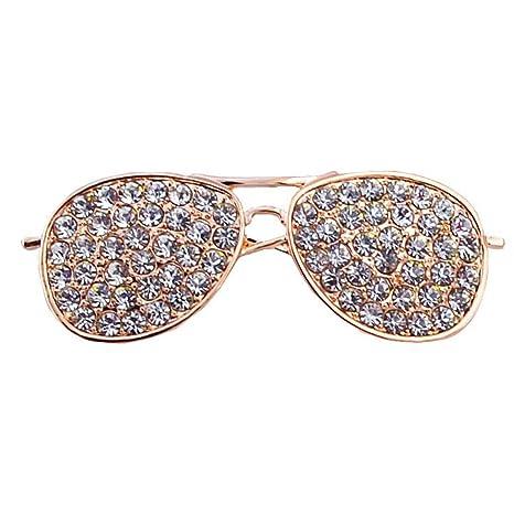 Youkara Broche Pequeño para Gafas de sol Decoración Fina ...
