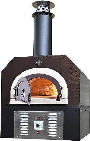 Amazon Com Chicago Brick Oven Propane Gas Wood Burning