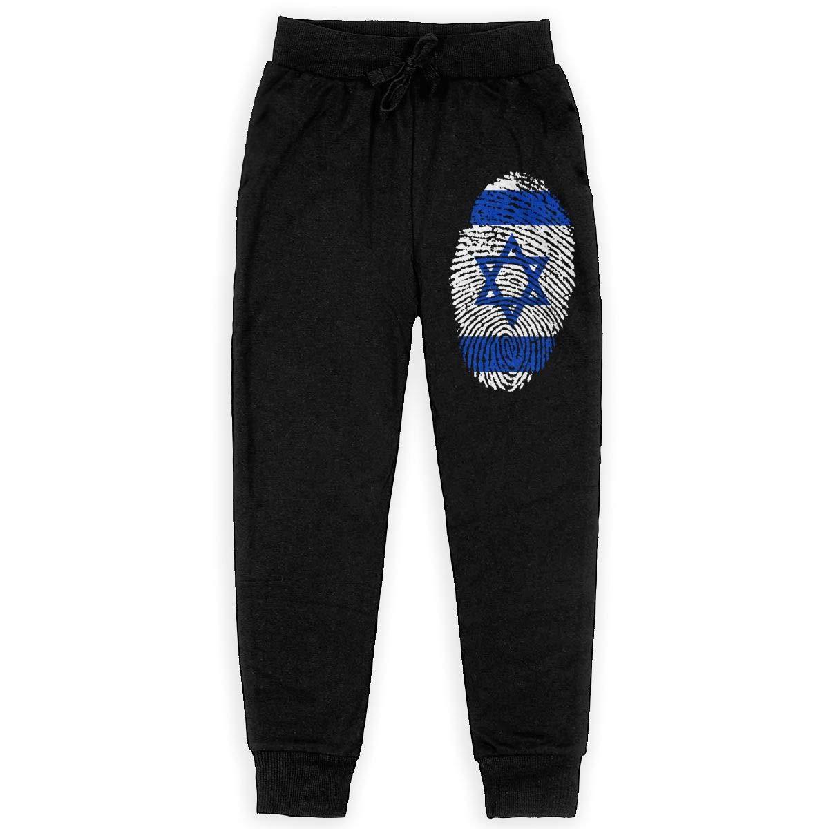 IufnNRJndfu Israel Boys Athletic Smart Fleece Pant Youth Soft and Cozy Sweatpants