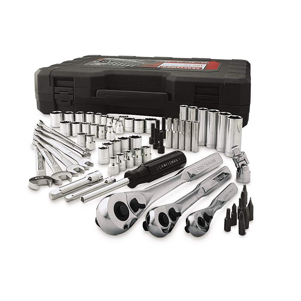 Craftsman 165 pc Mechanics Tool Set # 38165