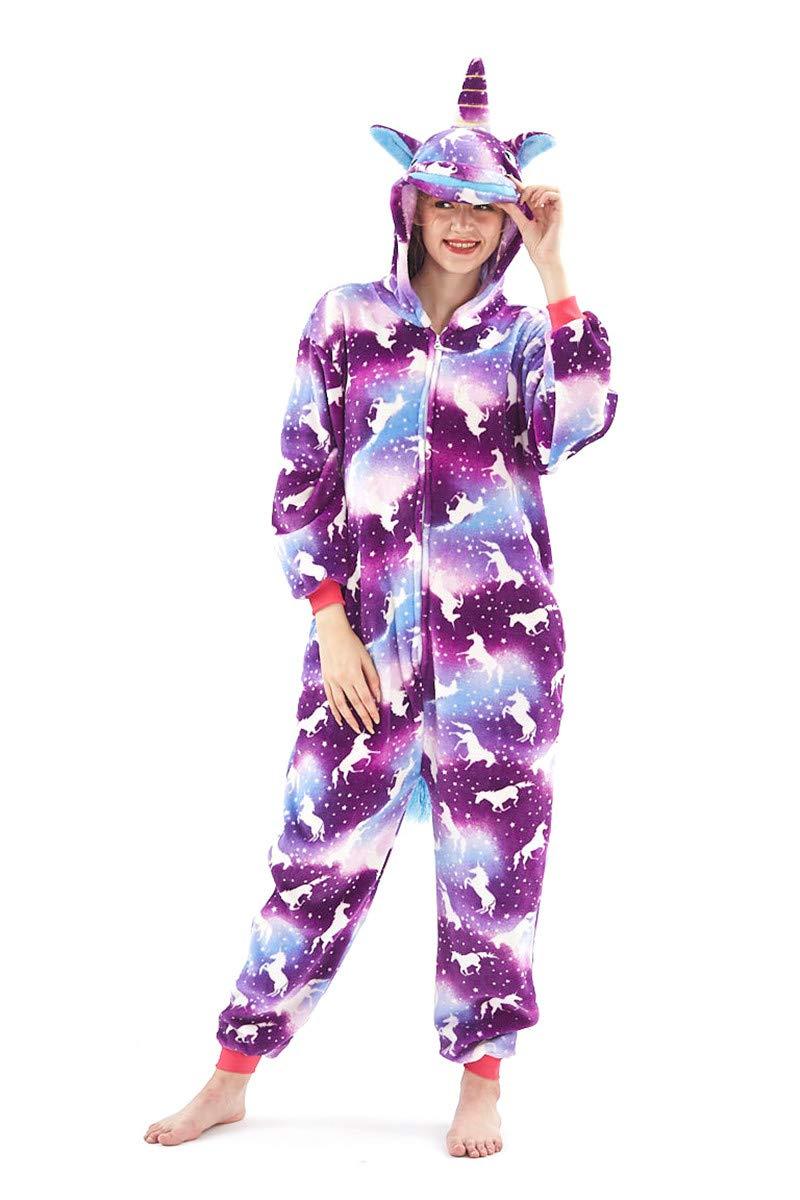 7131a92fe7eb Pigiama o Costume di Carnevale Halloween Pigiama Cosplay Party OnePiece  Intero Animali Regalo di Compleanno per