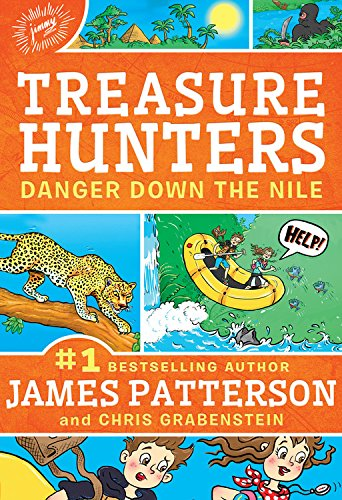 (Treasure Hunters: Danger Down the Nile)