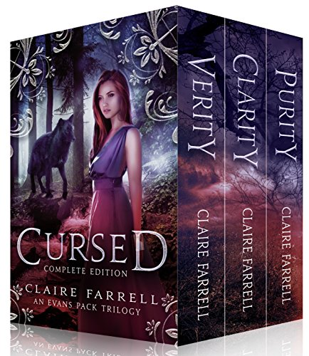 The complete Cursed series.Includes:VerityClarityAdversityPurityVerity:Sixteen-year-old Perdita Rivers has spent her entire sheltered life being told what to do. Lately, she's felt ready for a change, and the universe seems to agree. Her new best fri...
