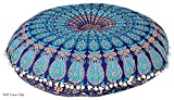 Aakarshan 32' Mandala Floor Pillow Cushion Seating Throw Cover Hippie...