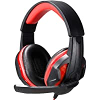 The Long Shop Headphones Stereo Bass Volume Control Noise Isolating for Laptop, Mac, Computer, Tablet